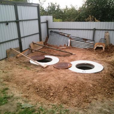 Монтаж канализации на даче, правило выбора и тип монтажа