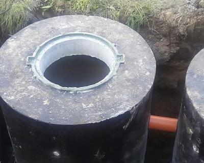 Монтаж качественной канализационной системы для частного дома в Подмосковье